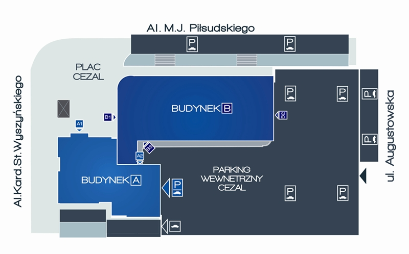 Plan Cezal Business Center